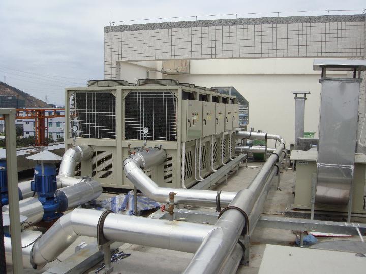 空调系tong工程