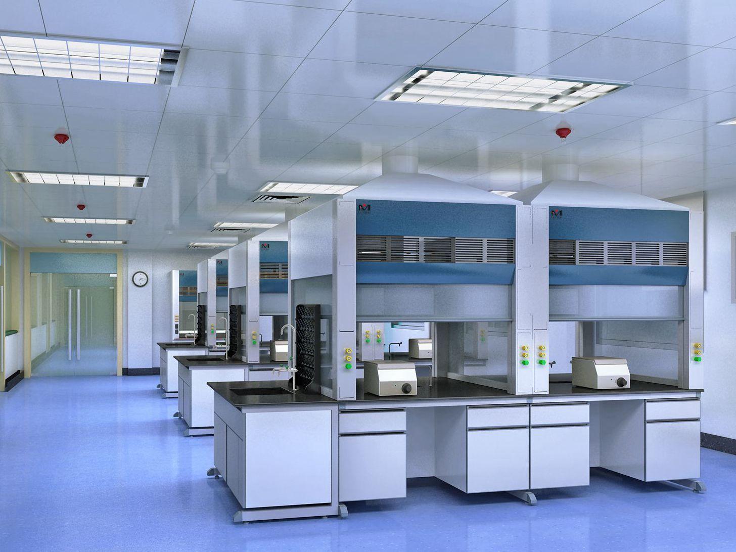 洁净实验室设计规划,这样设计才合理!