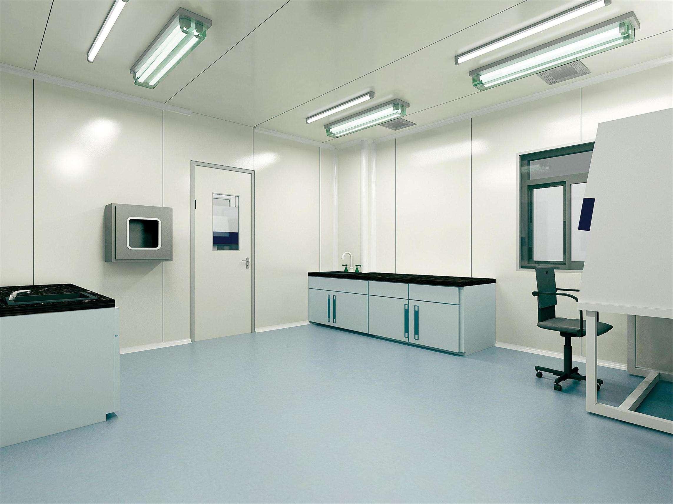 生物实验室整体建设规划及设计详解-九天隆实验室